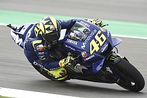 """MotoGP Nieuws Rossi: """"Positie niet fantastisch, top-tien wel belangrijk"""""""