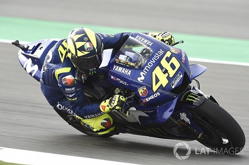 """Rossi : """"J'ai fait des erreurs dans mon time attack"""""""