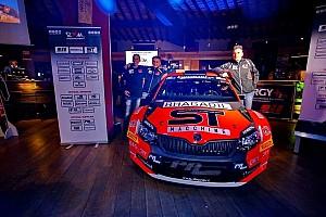 CIR Ultime notizie Rudy Michelini al via del CIR 2018 con una Skoda Fabia R5