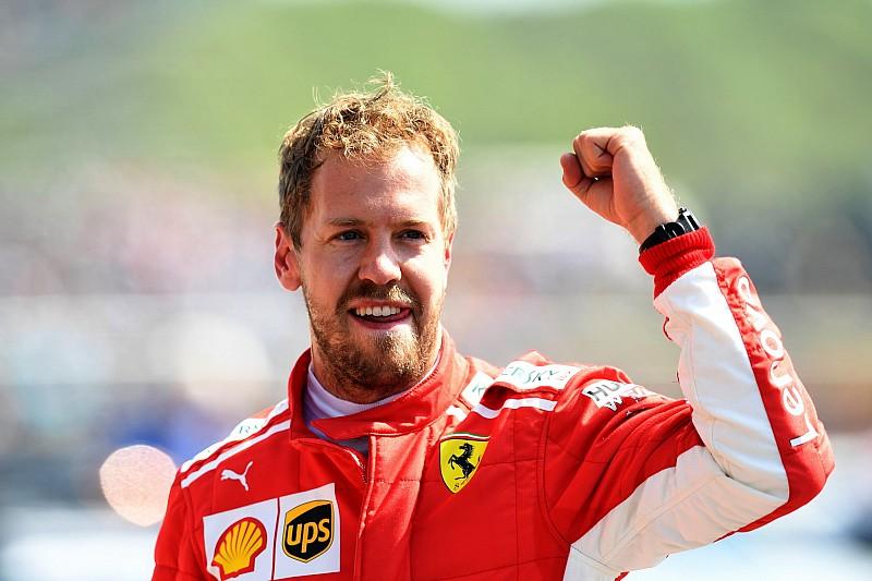 Vettel bate Mercedes e vence GP eletrizante em Silverstone