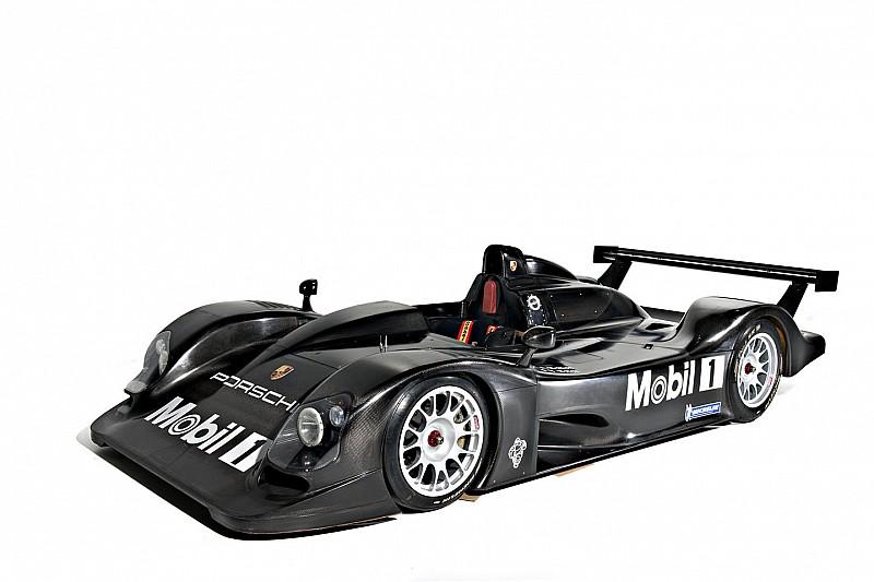 El Porsche que nunca existió debuta en Goodwood 20 años después