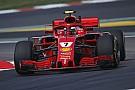 Ferrari ganti mesin Raikkonen setelah masalah di FP2