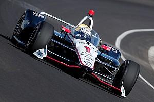 IndyCar Новость В IndyCar протестировали обновленную систему «аэроскрин»