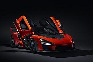 McLaren назвала новий гіперкар на честь Сенни
