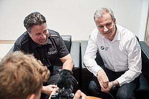 Formel E News Formel E schweißt Jens Marquardt mit eigenem Idol zusammen