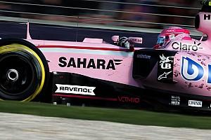 Force India cambia su proveedor de lubricante