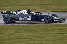 Formule 1 La Red Bull RB14 prend la piste