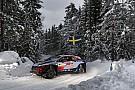 WRC Ралі Швеції: безжальний сніг