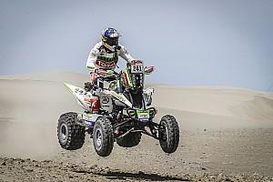 Dakar Résumé de course Quads & SxS - Casale et Varela en tête