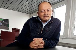 F1 Entrevista Vasseur:
