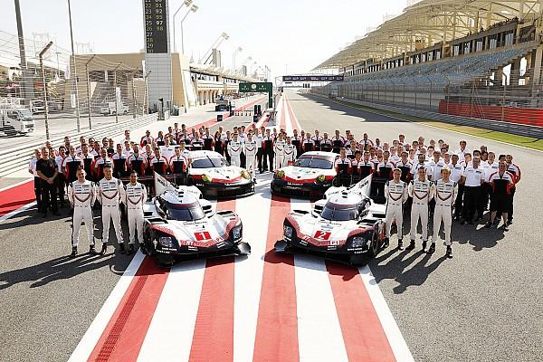 WEC Bernhard column: Porsche bows out in style in Bahrain