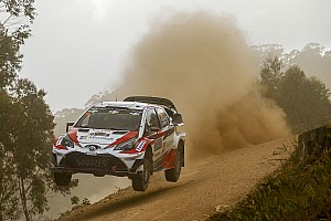 WRC Breaking news Latvala determined to see off Tanak Toyota threat