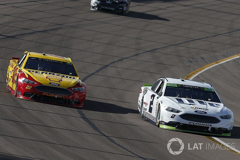 Robby Benton joins Penske as NASCAR team manager