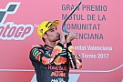 Moto2 Jamais deux sans trois pour Oliveira, Morbidelli deuxième