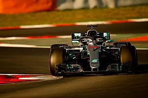 Formel 1 Analyse Formel-1-Tests 2018 analysiert: Erst Mercedes, dann lange nichts