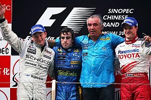 Формула 1 Топ список Галерея: усі призери Гран Прі Китаю