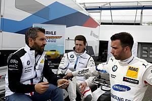 DTM News BMW-Rookies sollen den alten Hasen