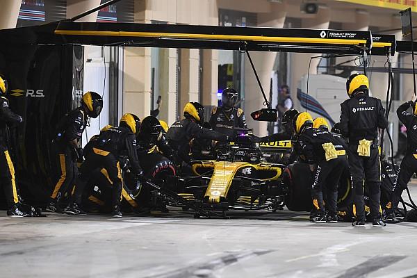 Forma-1 Videón a három leggyorsabb F1-es bokszkiállás Bahreinből