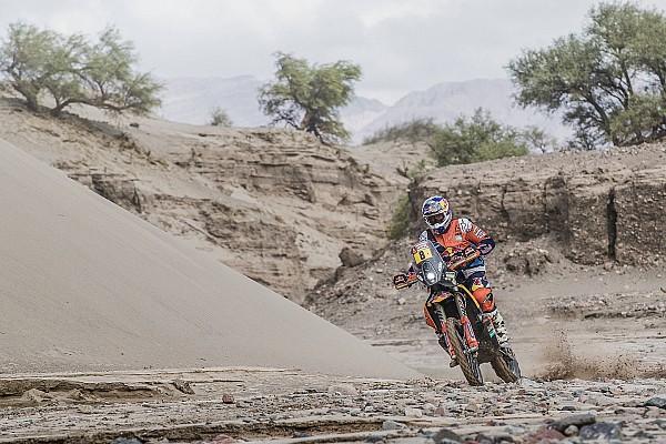 Dakar Reporte de la carrera Price vuelve a ganar en Córdoba y Benavides recorta