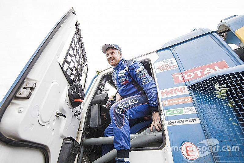 Dakar, Camion, Tappa 1: Nikolaev su Kamaz precede un tris di Iveco Powerstar