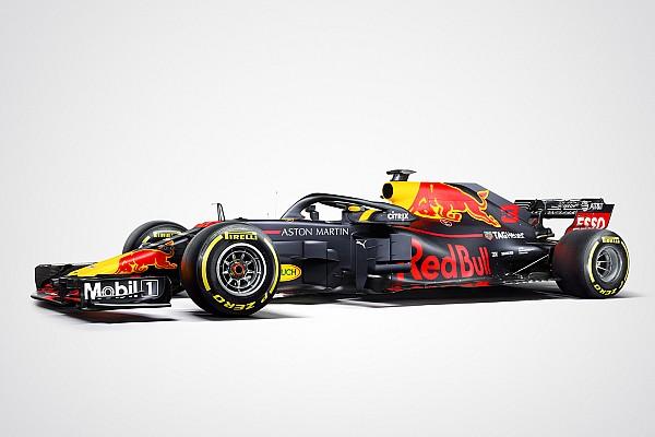 Red Bull dévoile sa livrée définitive