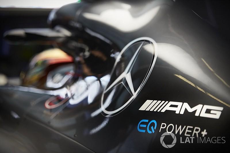 El temible motor Mercedes para 2018 será