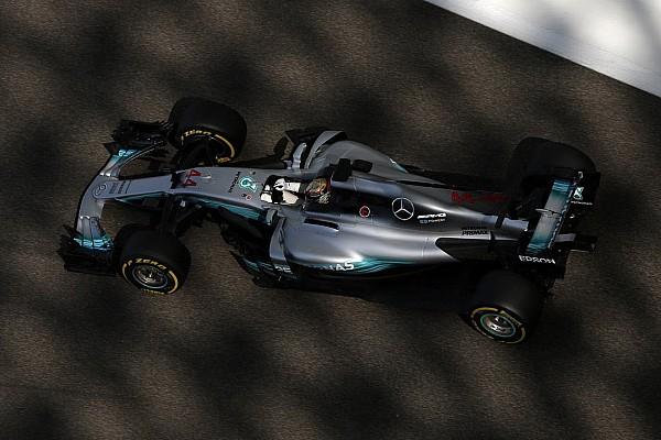 Formule 1 Résumé d'essais libres EL2 - Hamilton explose son propre record, devant Vettel