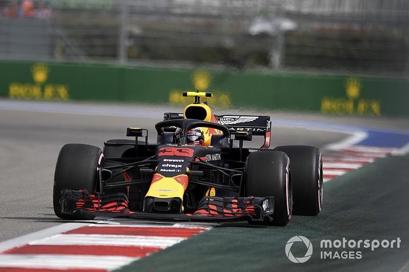 Verstappen, sancionado por ignorar banderas amarillas