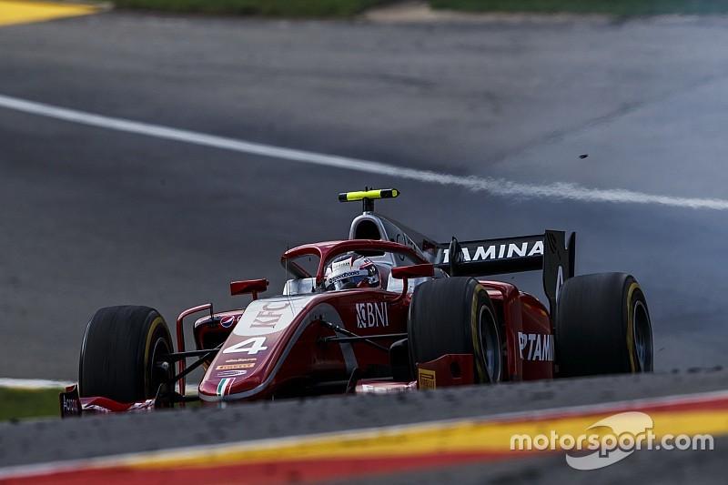 F2 Spa: De Vries verliest podiumplek in laatste ronde, Latifi wint