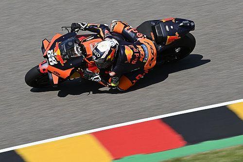 German MotoGP: Oliveira puts KTM on top in FP2