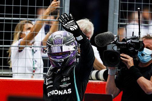 Хэмилтон начал переговоры с Mercedes о новом контракте