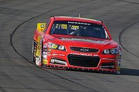 Corey Heim wins first ARCA race at Kansas; Holmes claims title