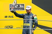 Kush Maini scores podium on Renault Eurocup debut