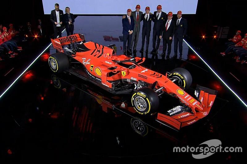 El nuevo Ferrari cuenta con soluciones