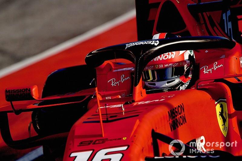 Leclerc: Giving Ferrari driver headache would be