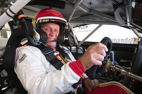 Dick Johnson to drive Mustang at Bathurst