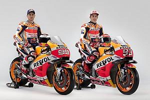 GALERI: Marquez-Lorenzo, Dream Team Repsol Honda