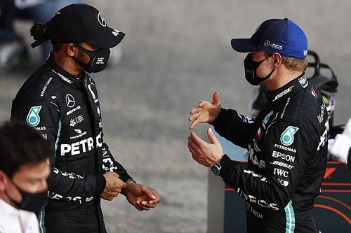 Bottas: I won't play Rosberg mind games on Hamilton