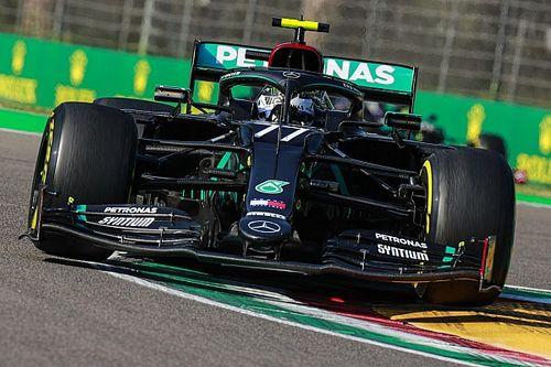Emilia Romagna GP: Bottas snatches pole from Hamilton
