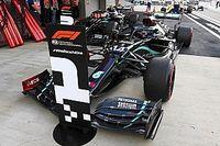 "Hamilton: ""Va a ser difícil ganar la carrera, perderé puestos en la salida"""