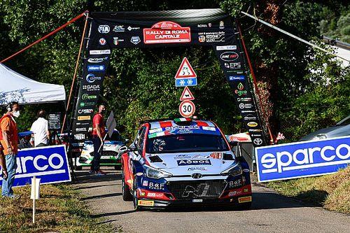 CIR, Rally Roma, PS1-3: botta e risposta Crugnola-Basso