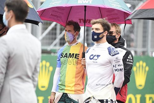 Masi explains why F1 drivers landed T-shirt reprimands