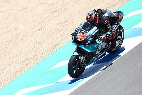 "Quartararo: Yamaha is ""not the bike to beat"" at Jerez"