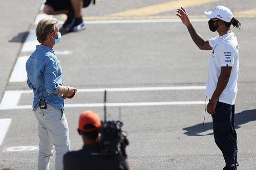 """Rosberg: """"Lewis'e şapka çıkarıyorum"""""""