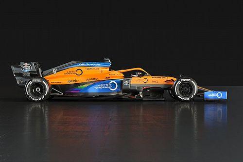 Ook McLaren komt met gewijzigde livery naar Oostenrijk