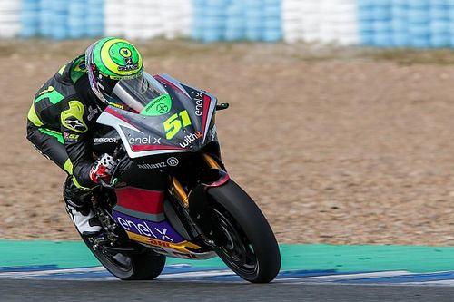 MotoE: Granado faz melhor tempo em segundo dia de testes em Jerez