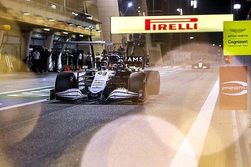 Russell: Williams Terlalu Sensitif dengan Angin seperti Mercedes