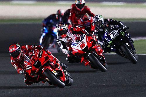 MotoGP 2021: gli orari TV di Sky, DAZN e TV8 del GP di Doha