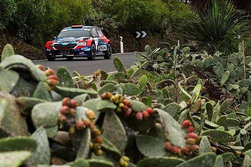 Deszczowo w Rally Islas Canarias