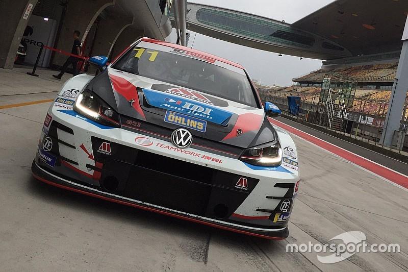 China: altra Gara 3 dominata dal TeamWork Motorsport con Wong e Hui vincitori a Shanghai